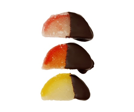 Pralinhuset - Marmelad med Mörk Choklad - 150 Gram