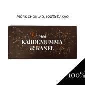 Pralinhuset - 100% Kakao - Kardemumma & Kanel