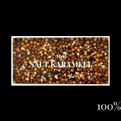 Pralinhuset - 100% Kakao - Salt Karamell