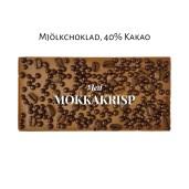 Pralinhuset - 40% Kakao - Mokkakrisp