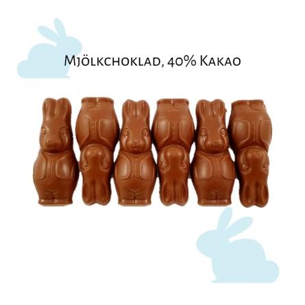 Pralinhuset - 40% Kakao - Harar - Ljus Choklad