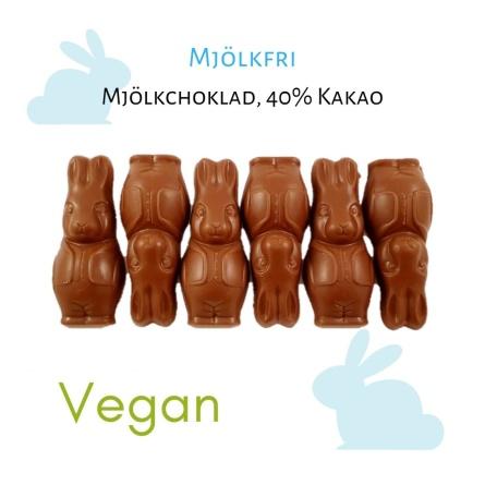 Pralinhuset - 40% Kakao - Mjölkfria Harar -