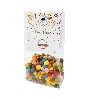Pralinhuset - Fun Time Påse - 130 gram -