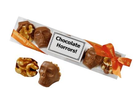 Chocolate Horrors - Mjölkchoklad & Valnötter -