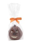 Chokladfigur - Pumpa i Mjölkchoklad - 50 gram
