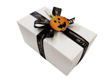 Halloweenask - 250 gram - Vanlig