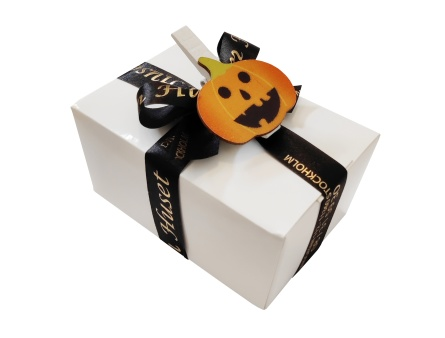 Halloweenask - 125 gram - Vanlig