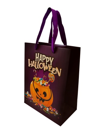 Halloween - Presentpåse -