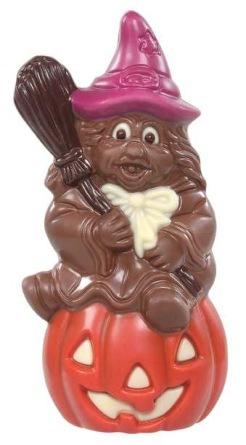 Chokladfigur - Glad Häxa - 60 gram -
