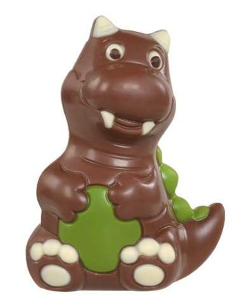 Chokladfigur - Dino - 50 gram -