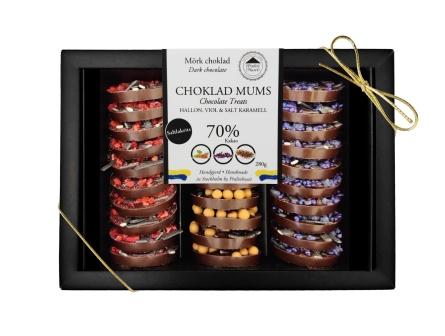 Choklad Mums - Saltlakrits - 280 gram -
