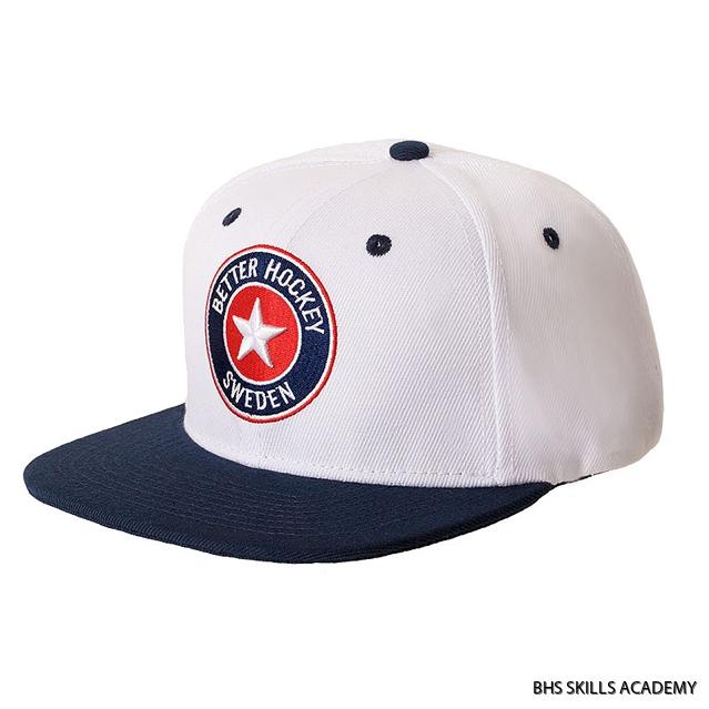 BHS SNAP BACK CAP WHITE