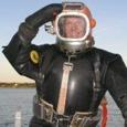Willy Ociansson uppfinnare och dykare