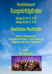Sommarkonsert2013 SMK Kungsan