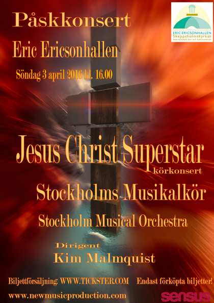 Påskkonsert-Jesus Christ Superstar