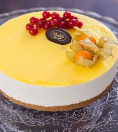 Moussetårta Cheesecake 6-8 bitar