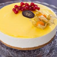 Cheesecaketårta