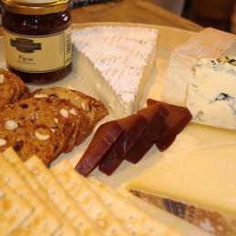 Beställ din ostbricka hos Tant Grön  på Bjäre utanför Båstad