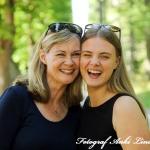 Emelie och mamma bäst 1