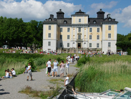 Mälsåkers slott. Foto: Sven G Nilsson