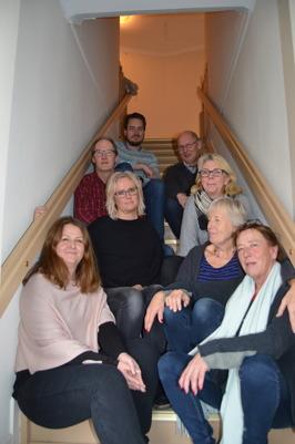 December. Framtidstro och entusiasm på Solåkrabyn.