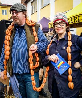 Lördag 10 mars är det dags för Korv och Brödfestivalen!