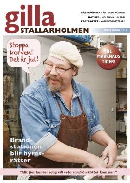 Decembernumret 2018. Finns som nättidning, se till höger!