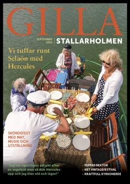Septembernumret 2019. Finns som nättidning, se höger!