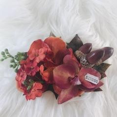 Hårblomma orange/ekollon