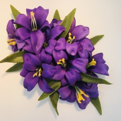 Lila liljor