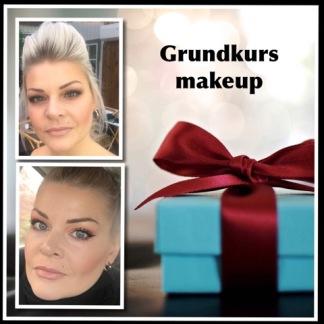Grundkurs makeup- 5h