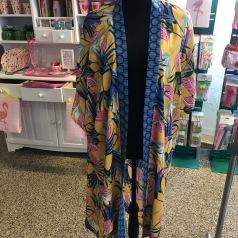 Kimono gul plamblad