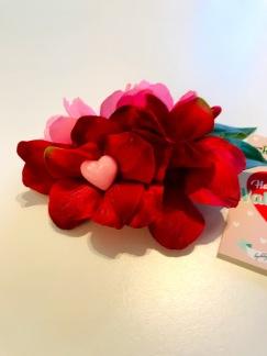 Hårblomma Love pinkheart