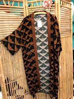 Kimono Bruna tranor