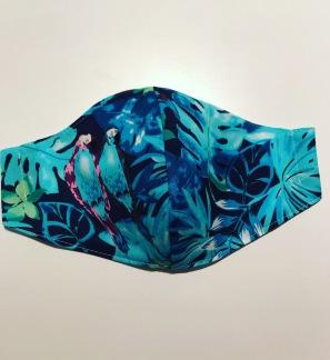Munskydd Blue Hawaii