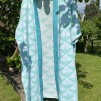 Kimono tranor mint