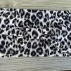 Hårband Leopard beige