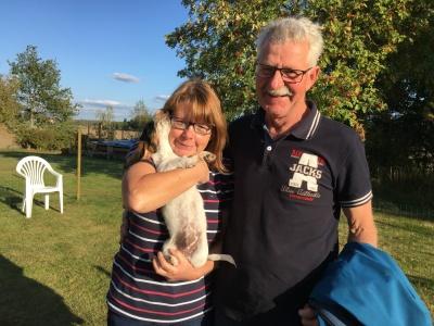 Qrumelur med Anette och Lennart Axelsson