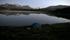 ...som inleddes med lite dimma över sjön...