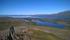 BådeStaloluoktastugorna och  Arasluoktastugorna ligger vid samma sjö, men leden mellan de båda platserna gick ganska högt över ett fint fjällandskap.