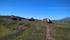 Här ser man bland annat kappellet vid Arasluoktastugorna.