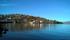 Väl framme med bussen i Narvik så promenerade jag ner till havet för att känna på vattnet, denna fina lördagsförmiddag.