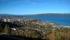 Utsikten vid vattenverket i Narvik är fin.