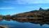 Inte långt från vattenverket i Narvik finns denna lilla sjö som kallas för Førstevannet. Här finns flera fina rastställen. I bakgrunder skymtar Rombakstøtta.