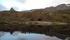 Då är jag tillbaka vid Førstevannet, där Rombakstøtta ståtligt reser sig vid horisonten.