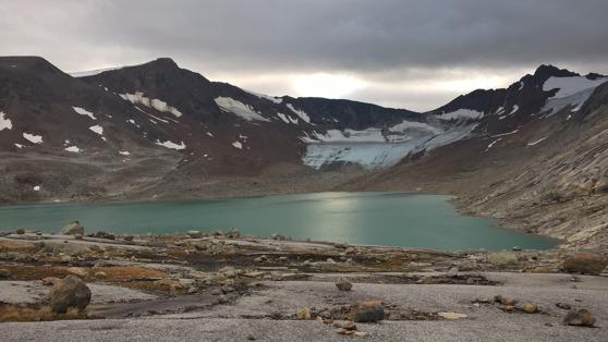 En tur i Narviksfjällen med omnejd.
