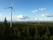 ...och i trakten fanns många vindkraftverk...