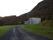 Vid fjorden var ett vattenkraftverk beläget.