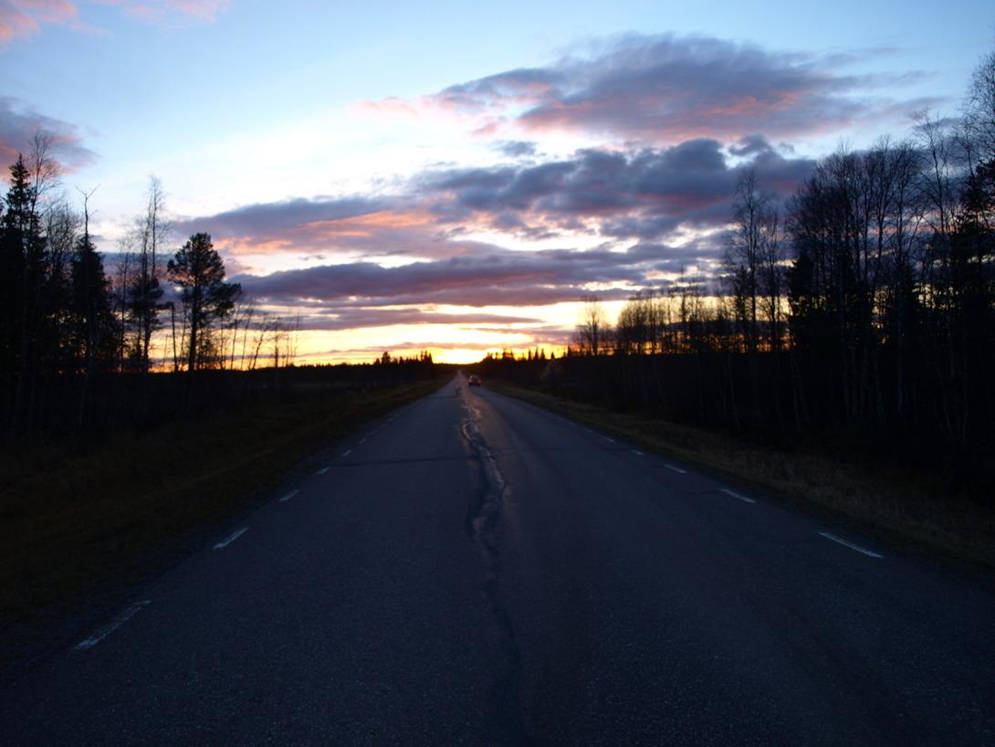 En annan väg till Tornedalen.