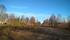 En bild tagen mot norr som visar en spårfattig bangård i Övertorneå.